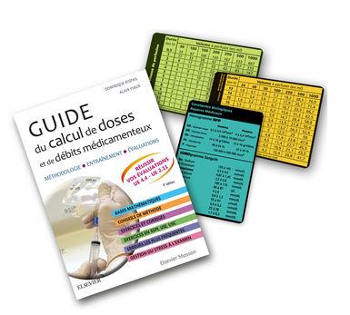 Pack calcul de débit + bio+ guide du calcul de doses | POLEMIL